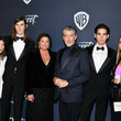 Paris Brosnan 21st Annual Warner Bros. And InStyle Golden Globe After Party - Arrivals