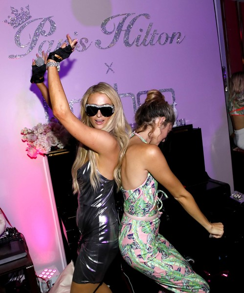 cb66c5124603 Paris Hilton Photos Photos - Boohoo.com x Paris Hilton Collection ...