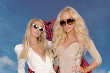 Paris Hilton MCM Rodeo Drive Store Grand Opening Event