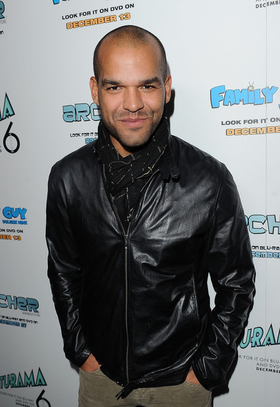 "Actor Amaury Nolasco attends Paris Hilton's ""Paris Electric Christmas"" Holiday Party on December 7, 2011 in Los Angeles, California."