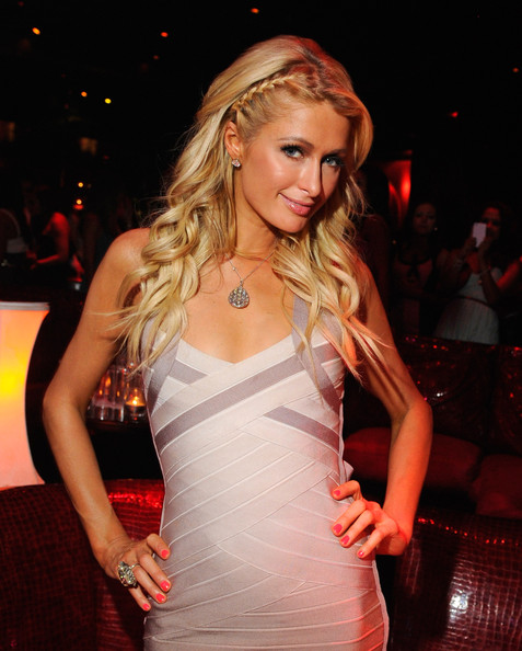 Paris Hilton - Paris Hilton Attends Nick Hissom's Debut