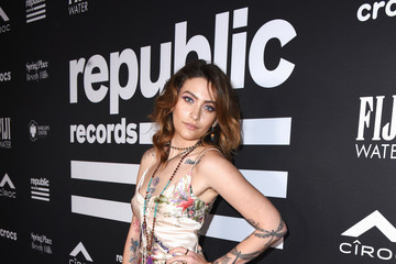 Paris Jackson FIJI Water At Republic Records Grammy After Party