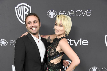 Paris Jackson Warner Bros. Pictures and InStyle Host 18th Annual Post-Golden Globes Party - Arrivals