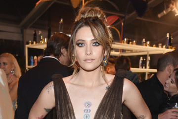 Paris Jackson 27th Annual Elton John AIDS Foundation Academy Awards Viewing Party Sponsored By IMDb And Neuro Drinks Celebrating EJAF And The 91st Academy Awards - Inside
