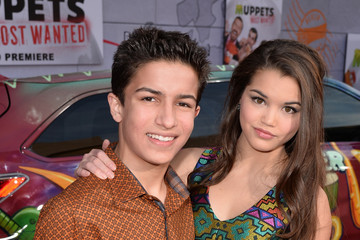 Paris MaryJo Berelc 'Muppets Most Wanted' Premieres in Hollywood — Part 4