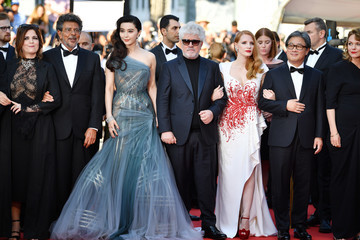 Park Chan-wook Closing Ceremony Red Carpet Arrivals - The 70th Annual Cannes Film Festival