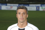 Hernan Crespo of Parma poses during the official Parma FC headshots session on July 28, 2011 in Levico near Trento, Italy.