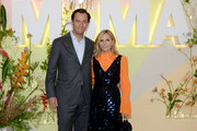 Tory Burch and Pierre-Yves Roussel Photos Photo