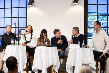 Pascal Hens 'Let's Dance - Die Live-Tour 2019' Press Conference In Cologne
