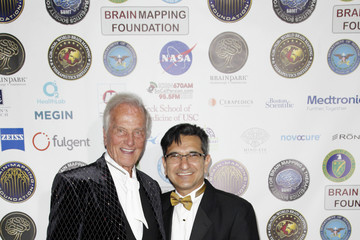 Pat Boone 16th Annual Gathering For The Cure Black Tie Gala Of Brain Mapping Foundation