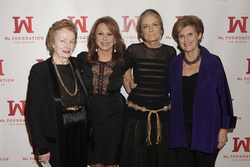 Pat Carbine Ms. Foundation's Women of Vision Gala in NYC