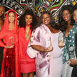 Pat Cleveland ESSENCE Best In Black Fashion Awards