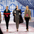 Pat Cleveland Naeem Khan - Backstage - February 2019 - New York Fashion Week: The Shows