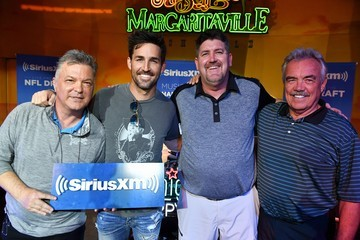 Pat Kirwan SiriusXM Hosts Draft Week Party At Margaritaville Featuring The Highway's 'Music Row Happy Hour' And SiriusXM NFL Radio's 'Movin' The Chains'
