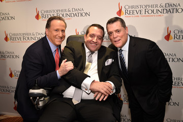 Pat Lafontaine The Christopher & Dana Reeve Foundation 'Magical Evening' Gala - Arrivals