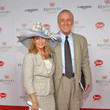 Pat Riley Moet & Chandon Toasts The 139th Kentucky Derby - Day 2