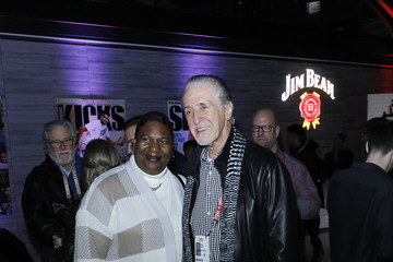 Pat Riley Octagon All-Star Party