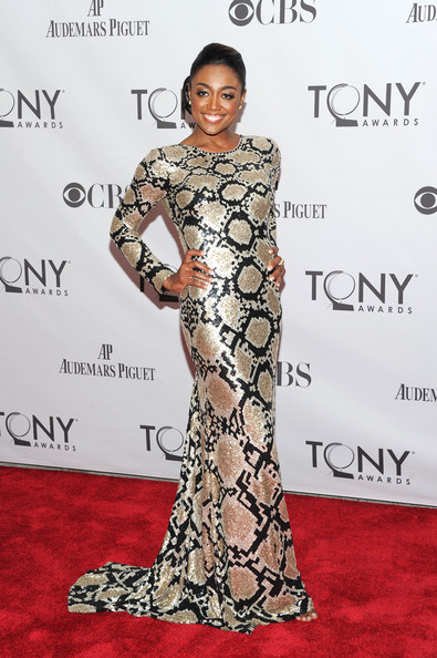 Patina Miller - 65th Annual Tony Awards - Arrivals
