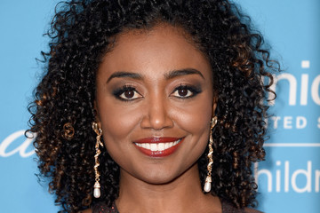 Patina Miller 12th Annual UNICEF Snowflake Ball