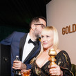 Patricia Arquette Official Viewing And After Party Of The Golden Globe Awards