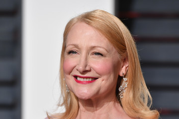 Patricia Clarkson 2017 Vanity Fair Oscar Party Hosted By Graydon Carter - Arrivals