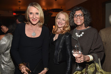 Patricia Clarkson Broad Green Pictures Holiday Party