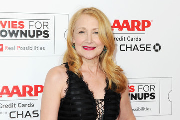 Patricia Clarkson AARP's 15th Annual Movies For Grownups Awards - Arrivals