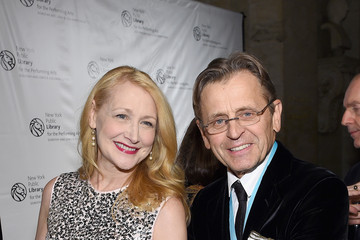 Patricia Clarkson The New York Public Library For The Performing Arts' 50th Anniversary Gala