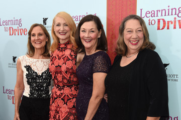 Patricia Clarkson 'Learning to Drive' New York Premiere