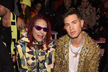 Patricia Field The Blonds - Front Row - February 2019 - New York Fashion Week: The Shows