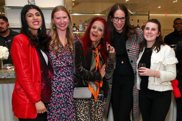 Patricia Field Nordstrom And ELLE Celebrate Perfect Pairs