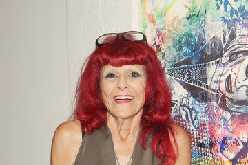 Patricia Field Patricia Field Art/Fashion Gallery - Front Row - September 2016 - New York Fashion Week