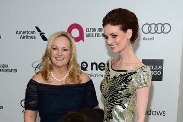 Patricia Hearst Elton John AIDS Foundation Oscar Viewing Party — Part 6