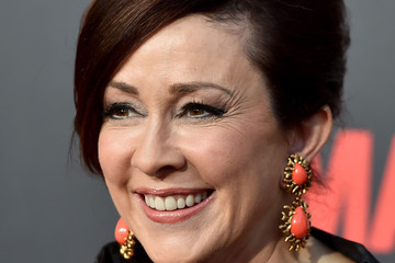 Patricia Heaton AMC Celebrates 'Mad Men' With The Black & Red Ball - Red Carpet