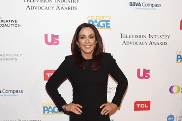 Patricia Heaton The Creative Coalition's 2018 Television Industry Advocacy Awards - Arrivals