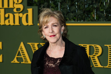 Patricia Hodge Evening Standard Theatre Awards - Red Carpet Arrivals