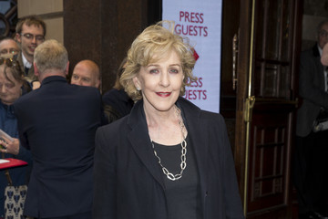 Patricia Hodge Chess The Musical Press Night - Arrivals