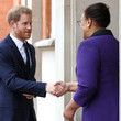 Patricia Scotland The Duke Of Sussex Attends Garden Party To Celebrate 70th Anniversary Of The Commonwealth