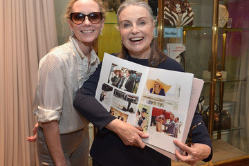 Patricia Underwood Ralph Lauren Beverly Hills Hosts Patricia Underwood 'The Way You Wear Your Hat' Book Signing