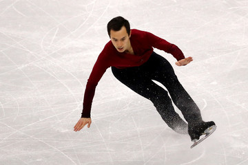 Patrick Chan Figure Skating - Winter Olympics Day 8