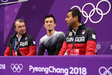 Patrick Chan Figure Skating - Winter Olympics Day 7