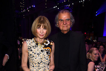 Patrick Demarchelier Moet & Chandon Toasts To The amfAR Gala In NYC