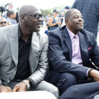 Patrick Ewing 2021 National Baseball Hall of Fame Induction Ceremony