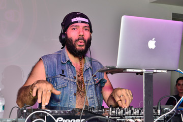 Patrick Gemayel Lexus Pop-Up Concert Series Powered by Pandora Featuring P-Thugg of Chromeo (DJ Set)