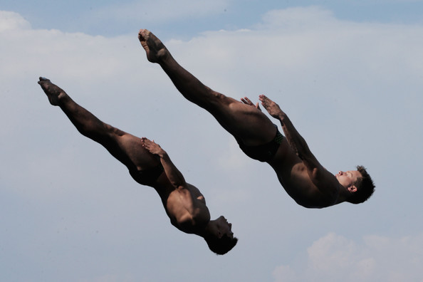 FINA World Championships: Diving