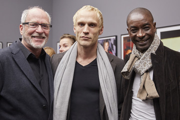 Patrick King 'Helmut Newton: Pages from the Glossies' Exhibition Opening in Berlin