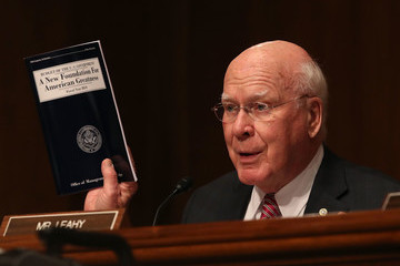 Patrick Leahy DHS Secretary Kelly Testifies Before Senate Appropriations Committee on Budget