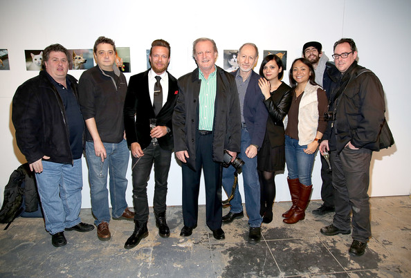 Pet Portrait Exhibition  [jamie mccarthy,jamie mccarthy to benefit animal care control of nyc,gary gershoff,patrick mcmullan,astrid stawiarz,dave allocca,rates,exclusive access,social group,team,event,art,pet portrait exhibition,pet portrait exhibition]