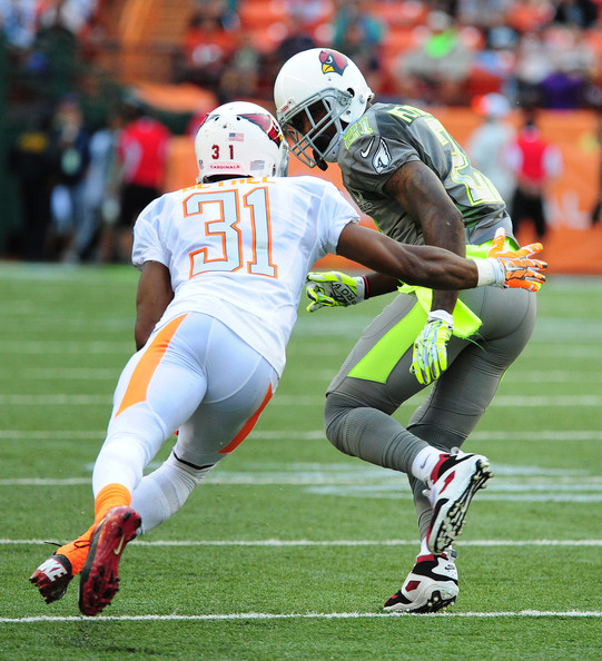 Patrick Peterson Photos Photos - 2014 Pro Bowl - Zimbio