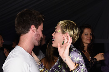 Patrick Schwarzenegger Hublot Haute Living Party